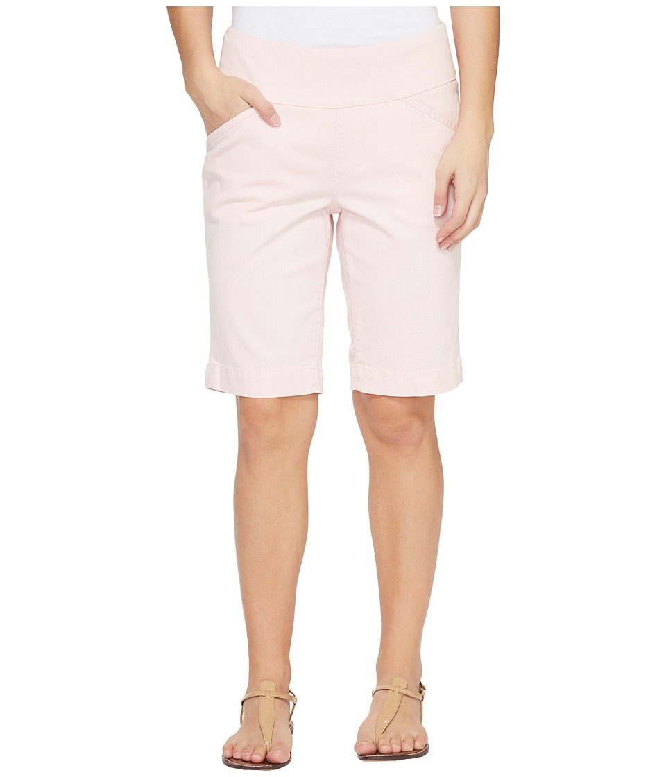 Jag Jeans Petite - Petite Ainsley Pull-On Classic Fit Bermuda Bay Twill (Conch Shell) Women's Shorts