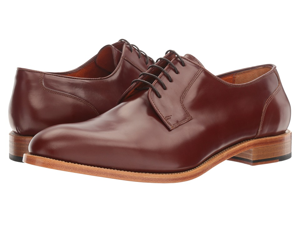 Crosby Square - Imperial (Chestnut) Men's Lace up casual Shoes