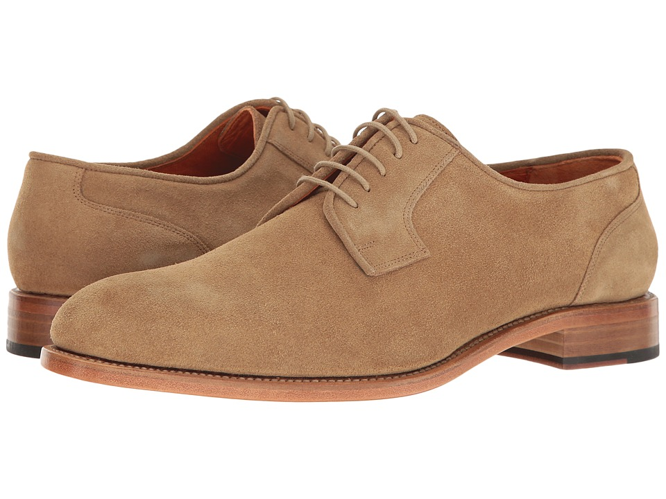 Crosby Square - Imperial (Sand CF Stead Suede) Men's Lace up casual Shoes
