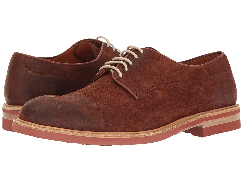 Crosby Square - Hopkins (Brown Suede) Men's Lace up casual Shoes
