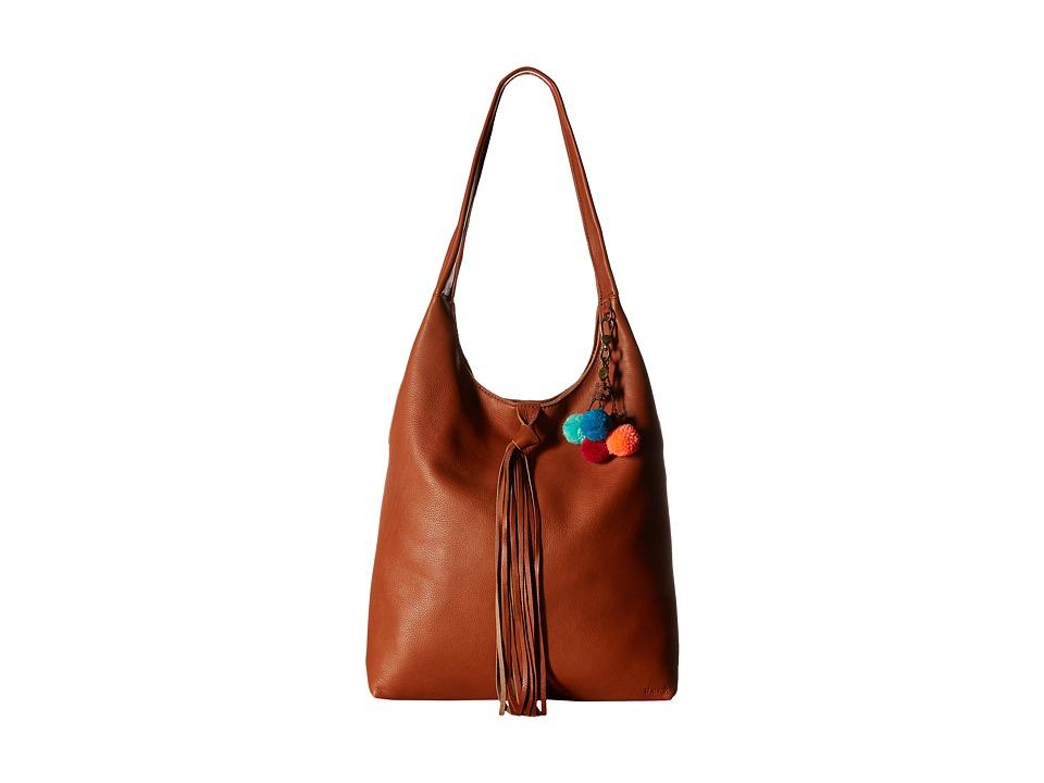The Sak - Pfieffer Bucket (Cognac) Handbags