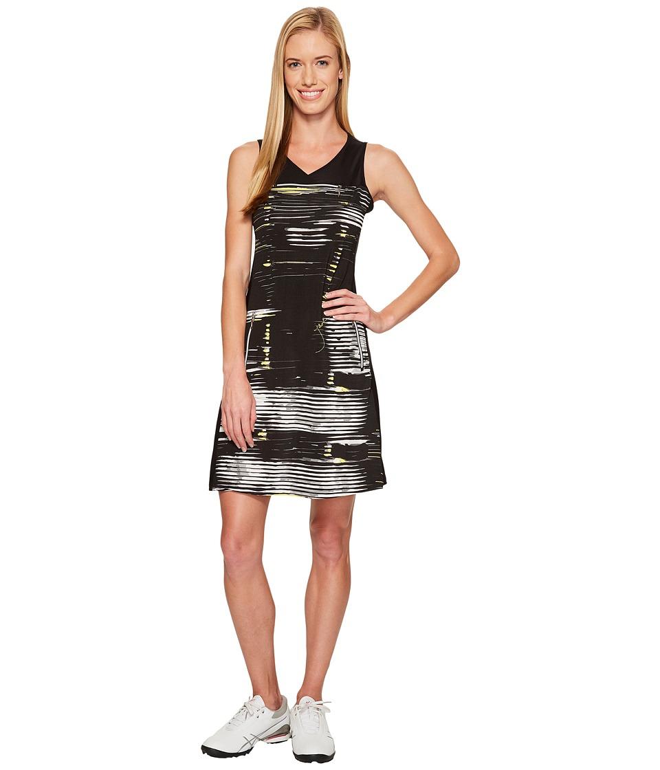 Jamie Sadock Staccato Print Dress