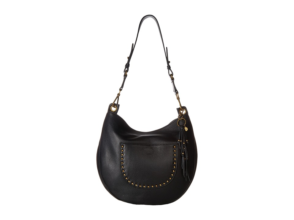 The Sak - Zinnia Hobo (Black) Hobo Handbags