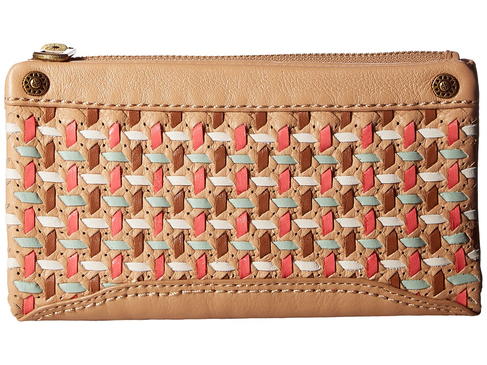 The Sak - Tahoe Wallet (Sahara Woven Multi) Wallet Handbags