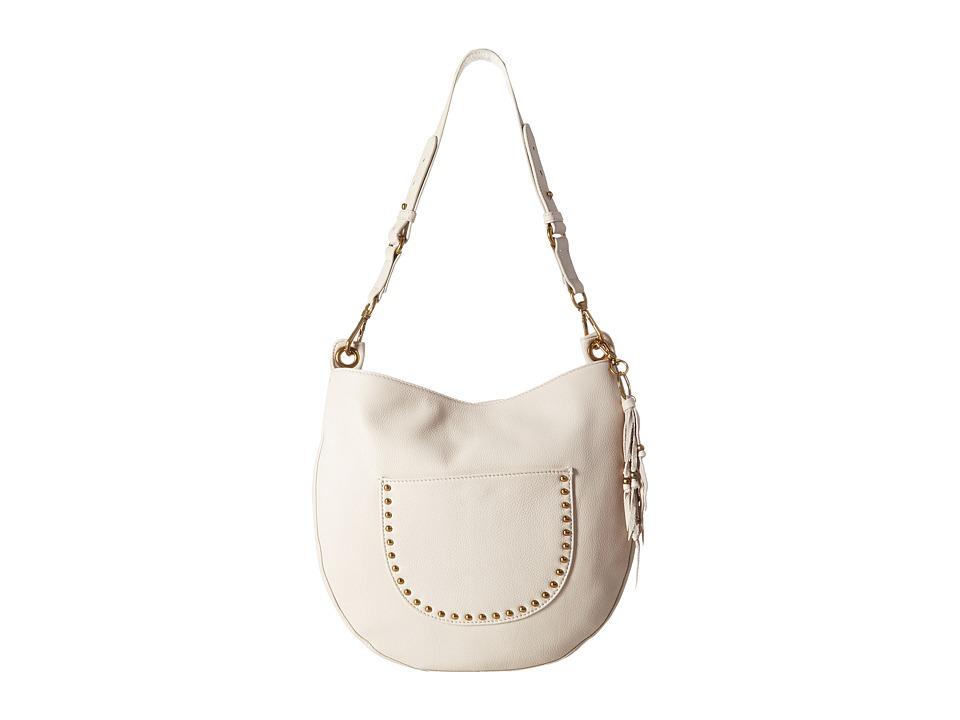 The Sak - Zinnia Hobo (Stone) Hobo Handbags