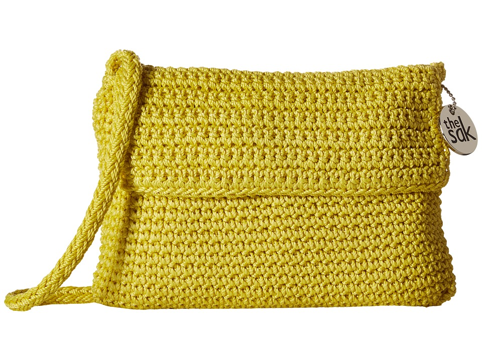 The Sak - Palm Springs Flap (Citron) Handbags