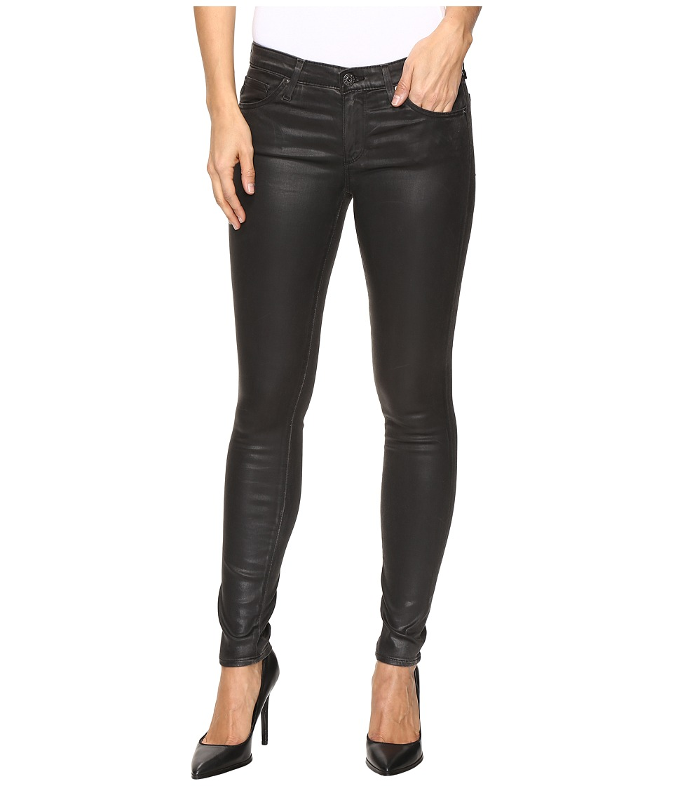 AG Adriano Goldschmied Leggings Ankle in Vintage Black (Vintage Black) Women