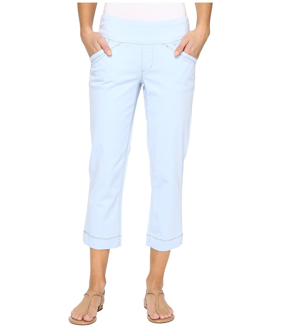 Jag Jeans - Marion Crop in Bay Twill (Bluebell) Women's Jeans