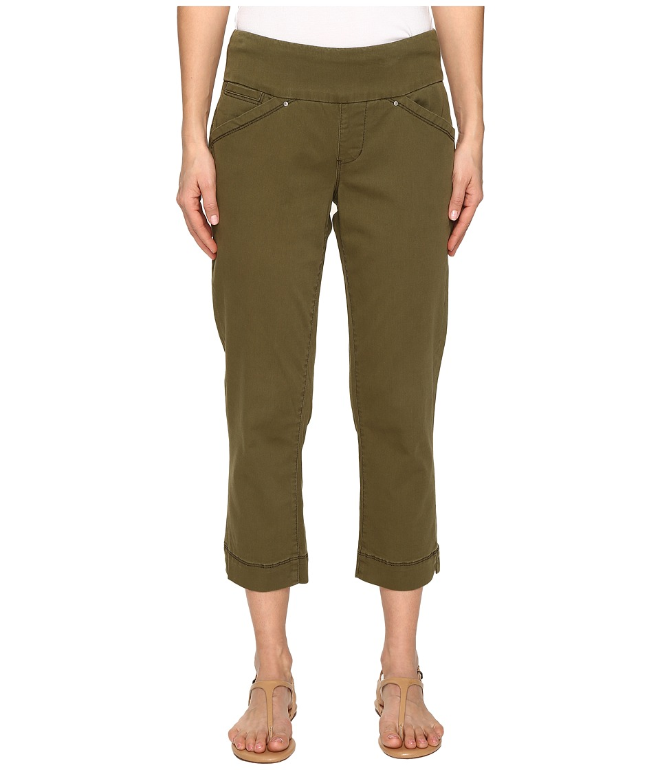 Jag Jeans - Marion Crop in Bay Twill (Hedge) Women's Jeans