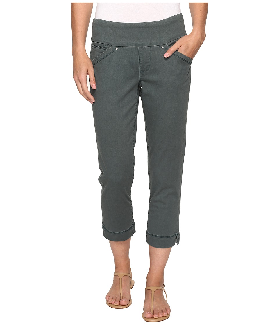 Jag Jeans - Marion Crop in Bay Twill (Soapstone) Women's Jeans