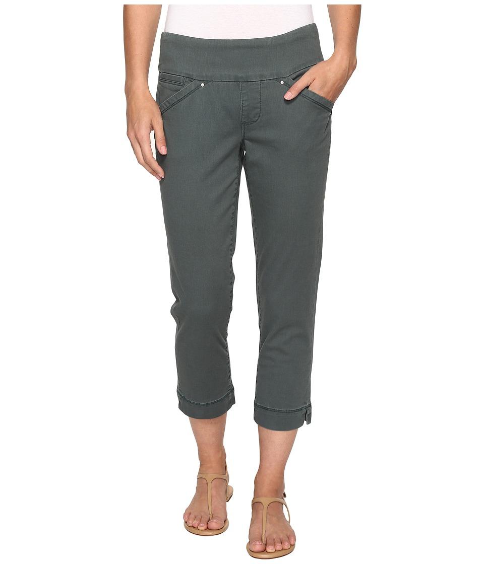 Jag Jeans Marion Crop in Bay Twill (Soapstone) Women