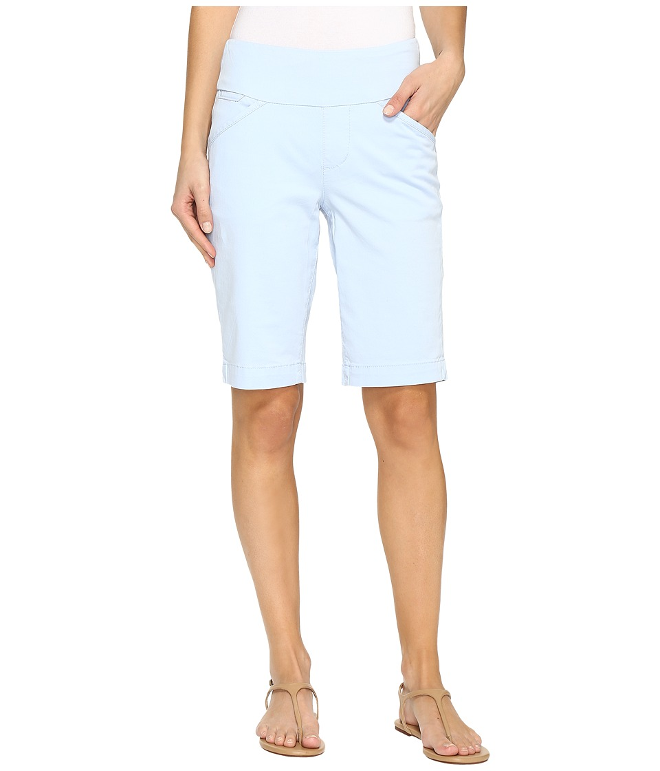 Jag Jeans - Ainsley Bermuda Classic Fit Bay Twill (Bluebell) Women's Shorts