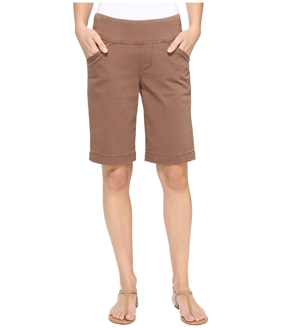 Jag Jeans - Ainsley Bermuda Classic Fit Bay Twill (Birds Nest) Women's Shorts
