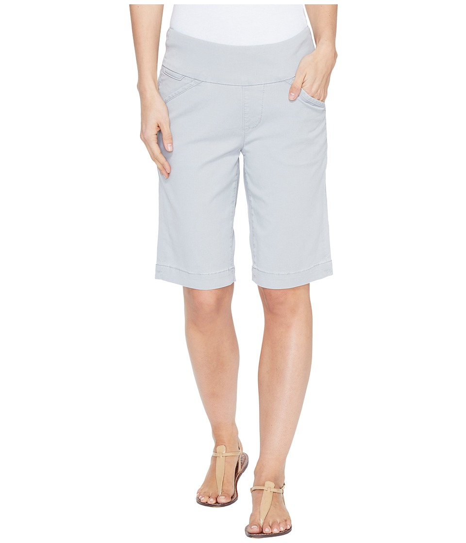 Jag Jeans - Ainsley Bermuda Classic Fit Bay Twill (Shadow) Women's Shorts