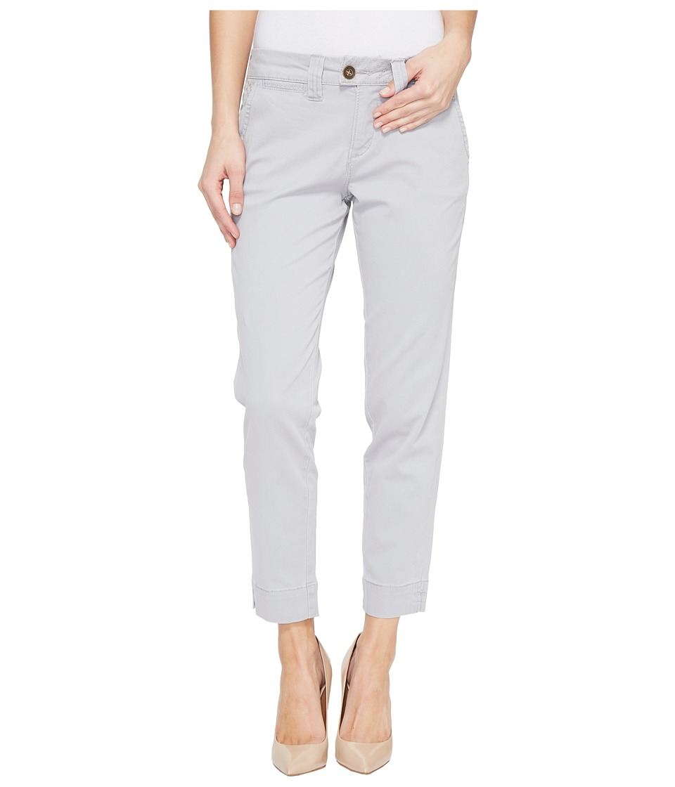 Jag Jeans - Creston Ankle Crop in Bay Twill (Shadow) Women's Casual Pants