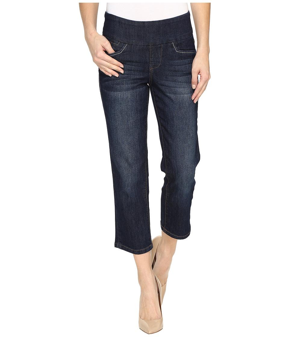 Jag Jeans - Baker Pull-On Crop Comfort Denim in Night Breeze (Night Breeze) Women's Jeans