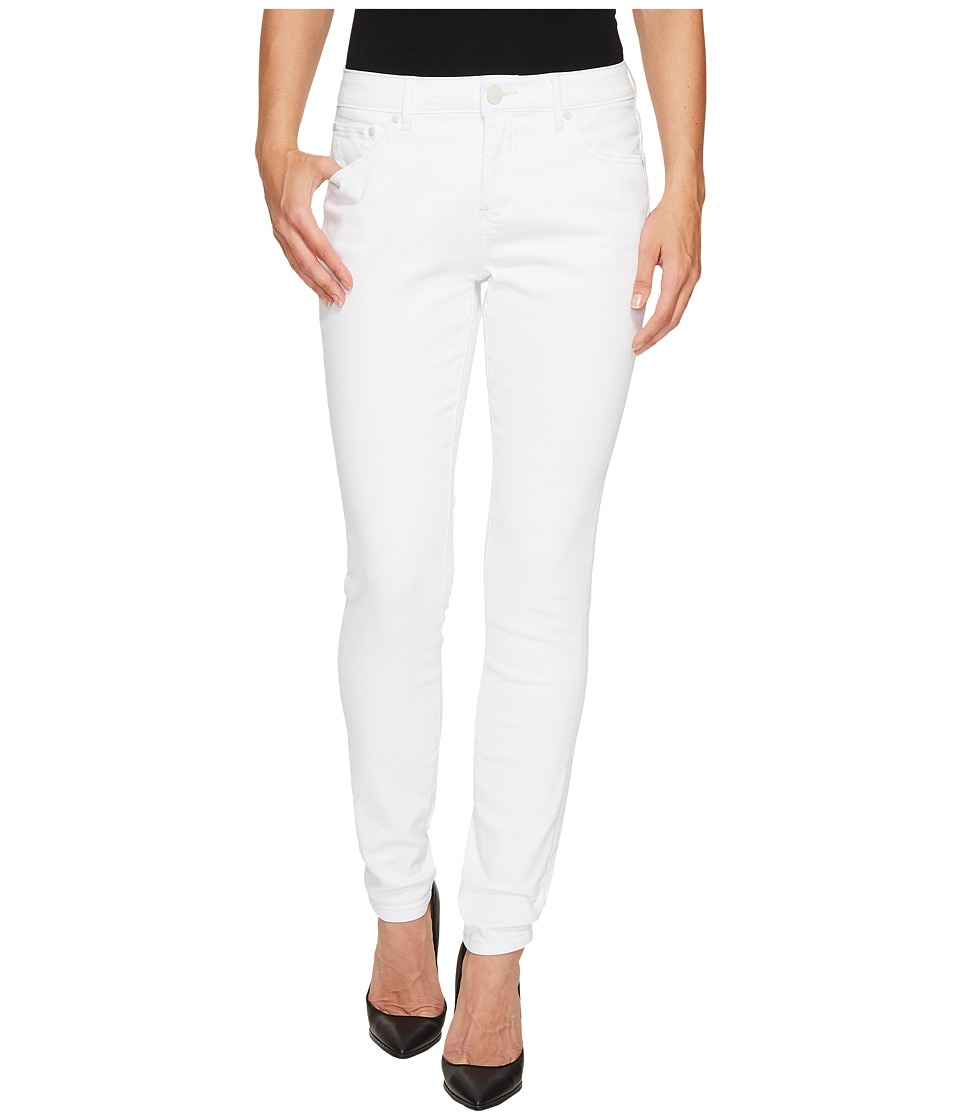 Jag Jeans - Sheridan Skinny in White Denim (White) Women's Jeans