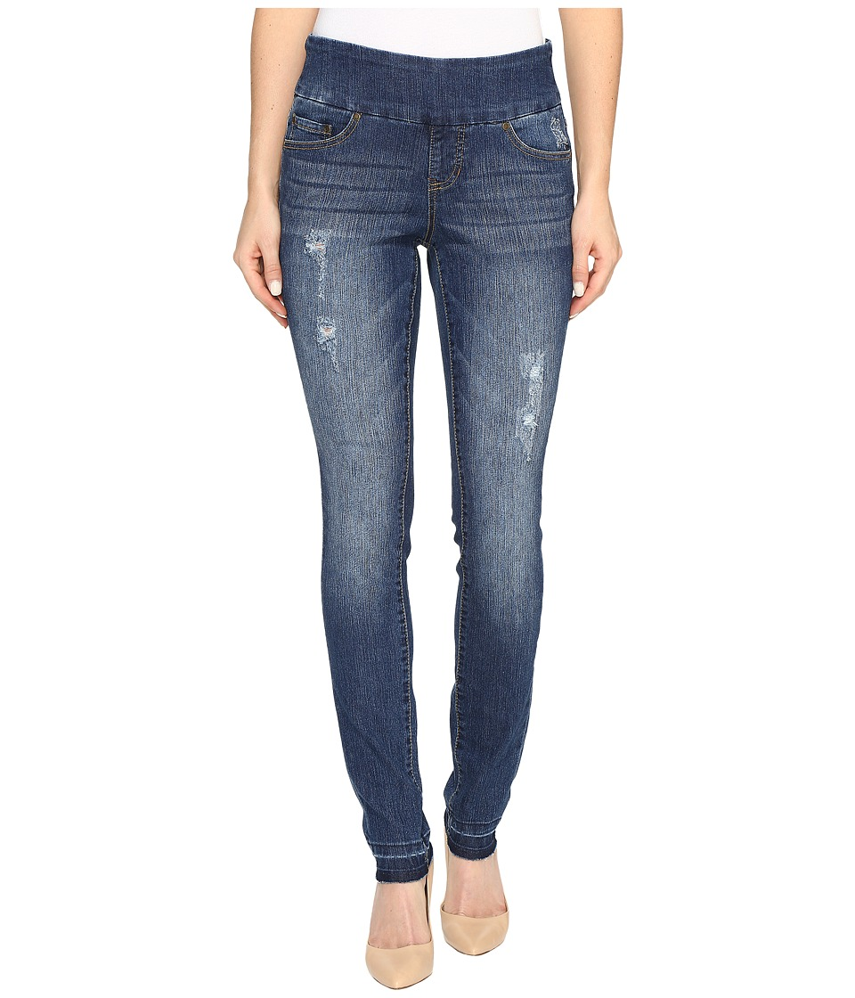 Jag Jeans - Nora Pull-On Skinny Comfort Denim in Durango w/ Holes (Durange/Holes) Women's Jeans