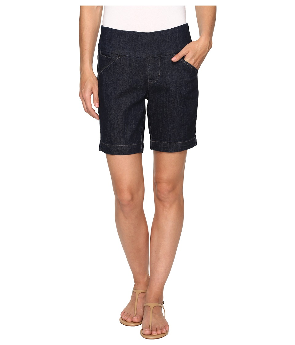 Jag Jeans - Ainsley Pull-On 8 Shorts Comfort Denim (Dark Shadow) Women's Shorts