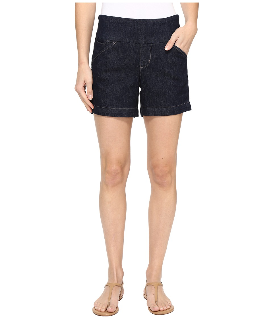 Jag Jeans - Ainsley Pull-On 5 Shorts Comfort Denim in Dark Shadow (Dark Shadow) Women's Shorts