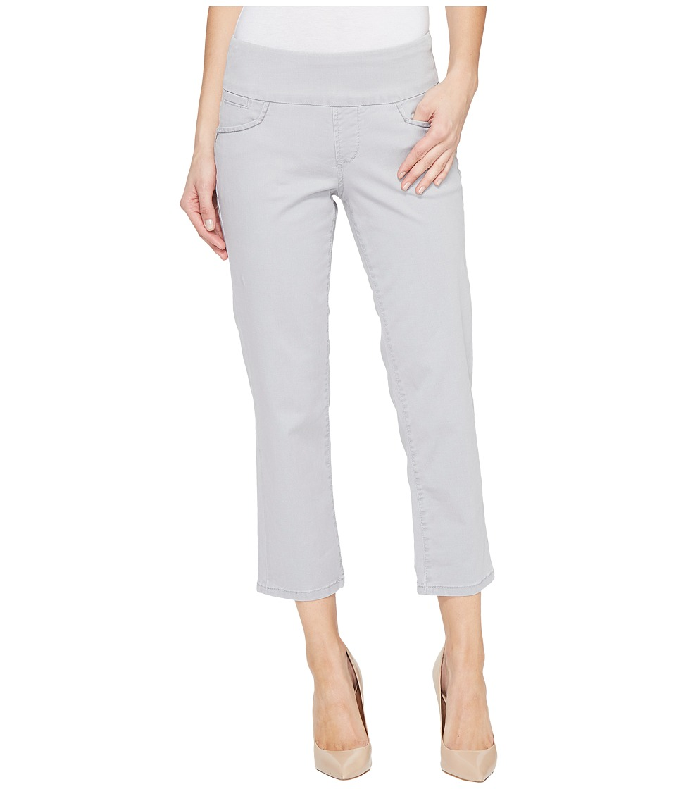 Jag Jeans - Baker Pull-On Crop in Bay Twill (Shadow) Women's Casual Pants