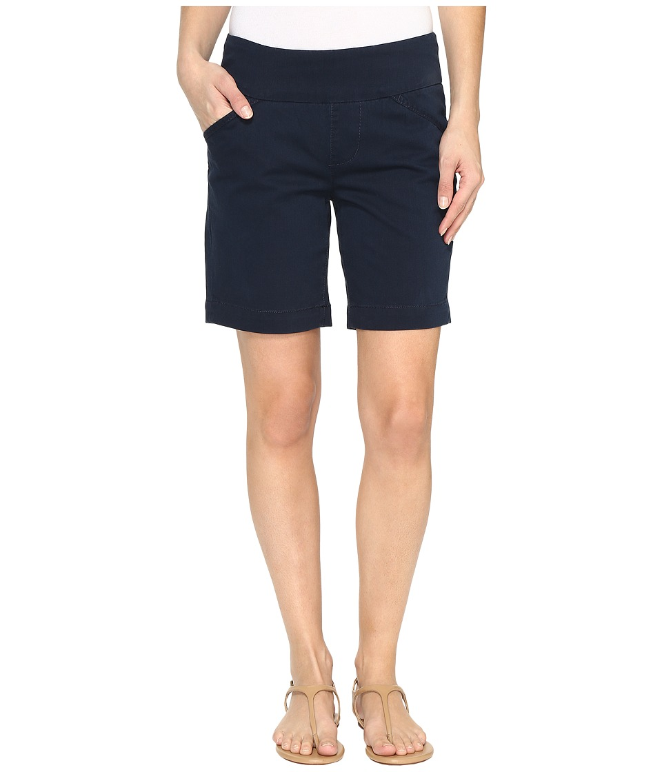 Jag Jeans - Ainsley Pull-On 8 Shorts in Bay Twill (Nautical Navy) Women's Shorts