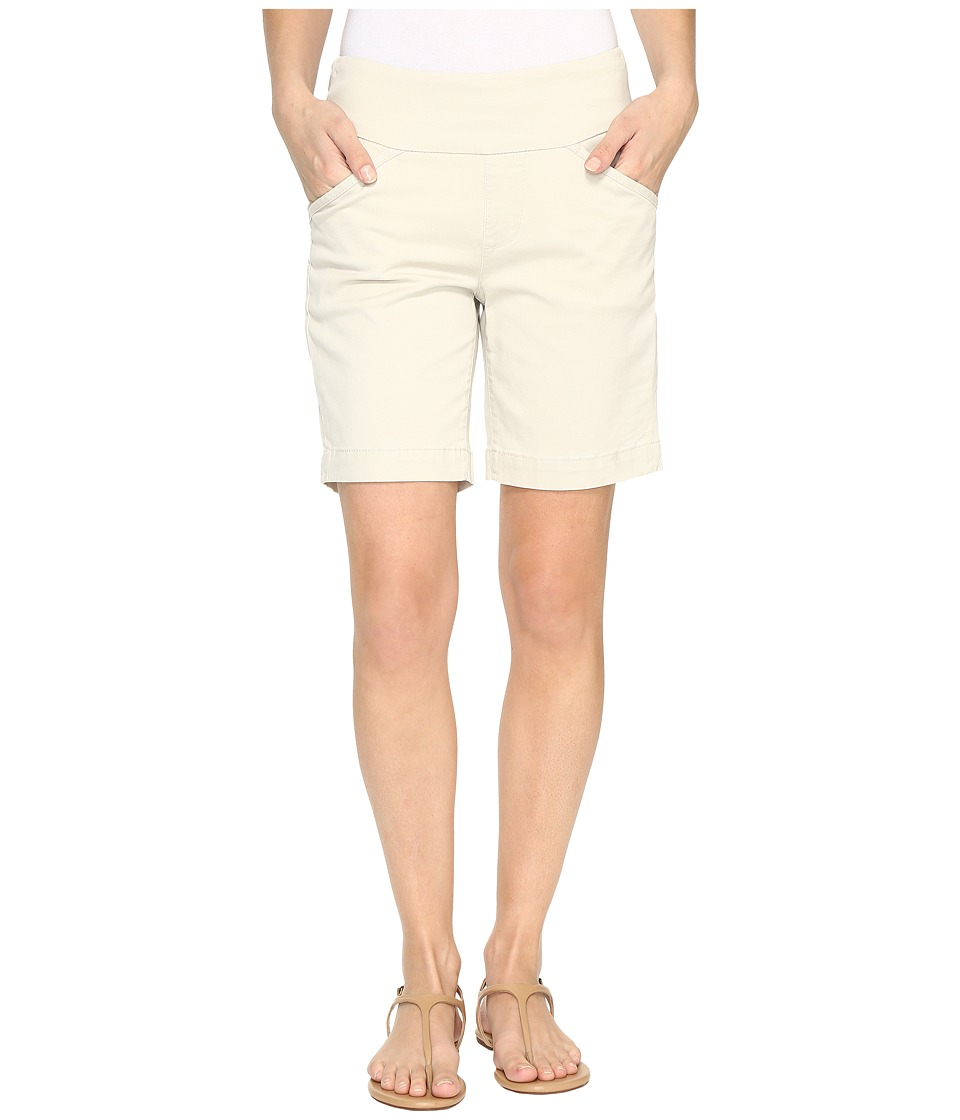 Jag Jeans - Ainsley Pull-On 8 Shorts in Bay Twill (Stone) Women's Shorts