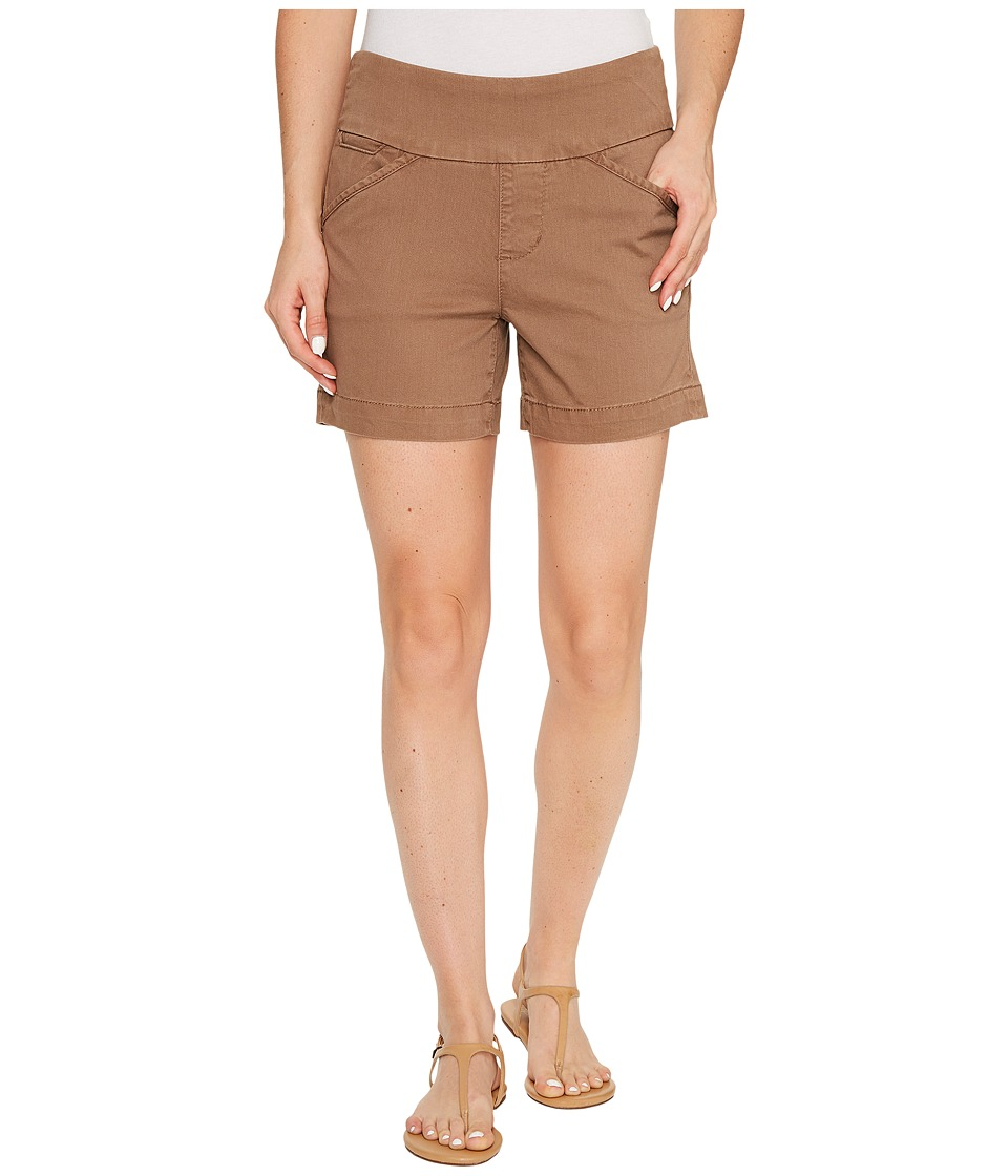 Jag Jeans - Ainsley Pull-On 5 Shorts in Bay Twill (Birds Nest) Women's Shorts