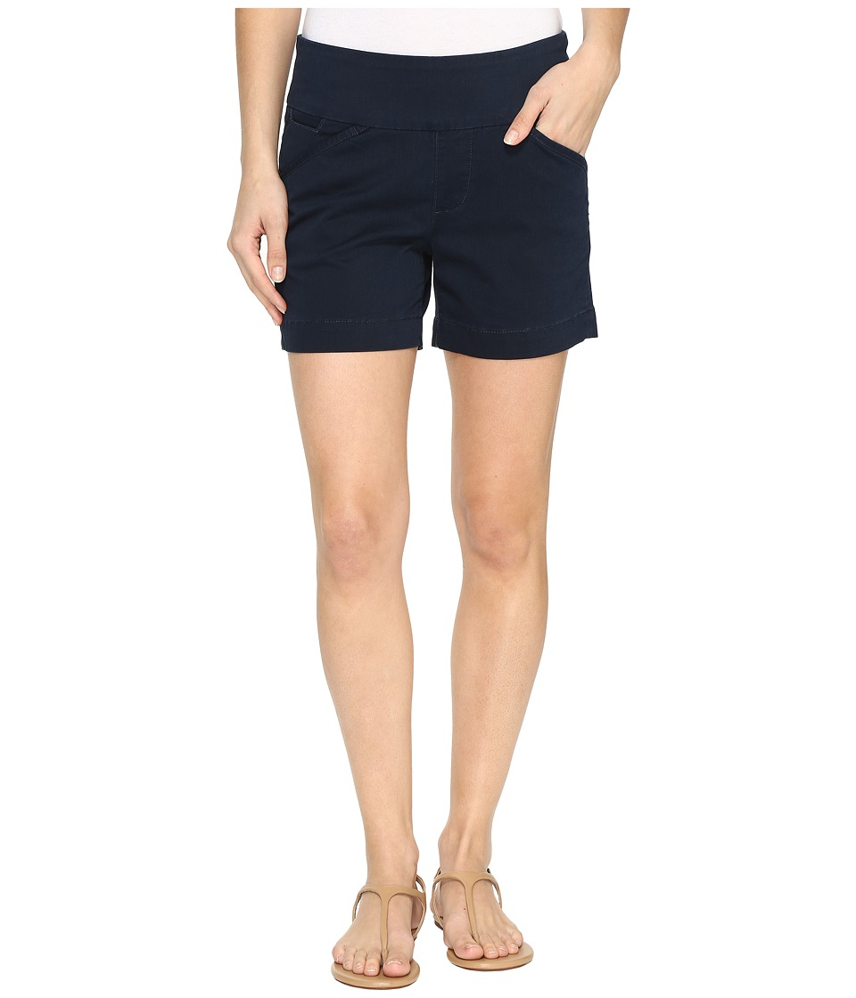 Jag Jeans - Ainsley Pull-On 5 Shorts in Bay Twill (Nautical Navy) Women's Shorts