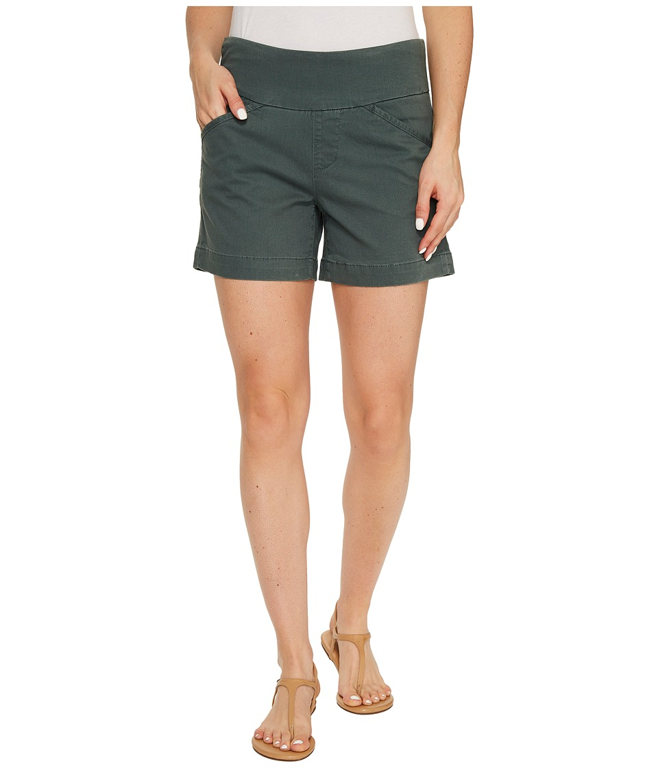 Jag Jeans - Ainsley Pull-On 5 Shorts in Bay Twill (Soapstone) Women's Shorts