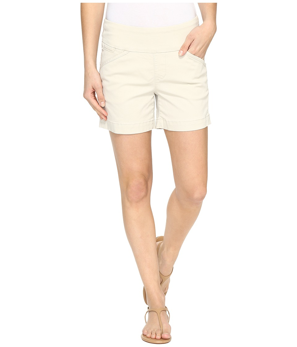 Jag Jeans - Ainsley Pull-On 5 Shorts in Bay Twill (Stone) Women's Shorts