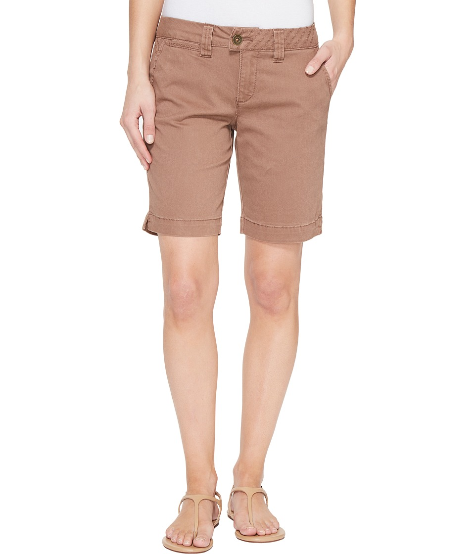 Jag Jeans - Creston Shorts in Bay Twill (Birds Nest) Women's Shorts