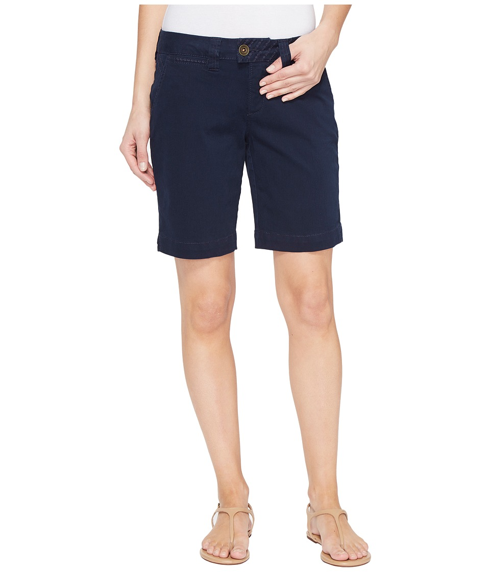 Jag Jeans - Creston Shorts in Bay Twill (Nautical Navy) Women's Shorts