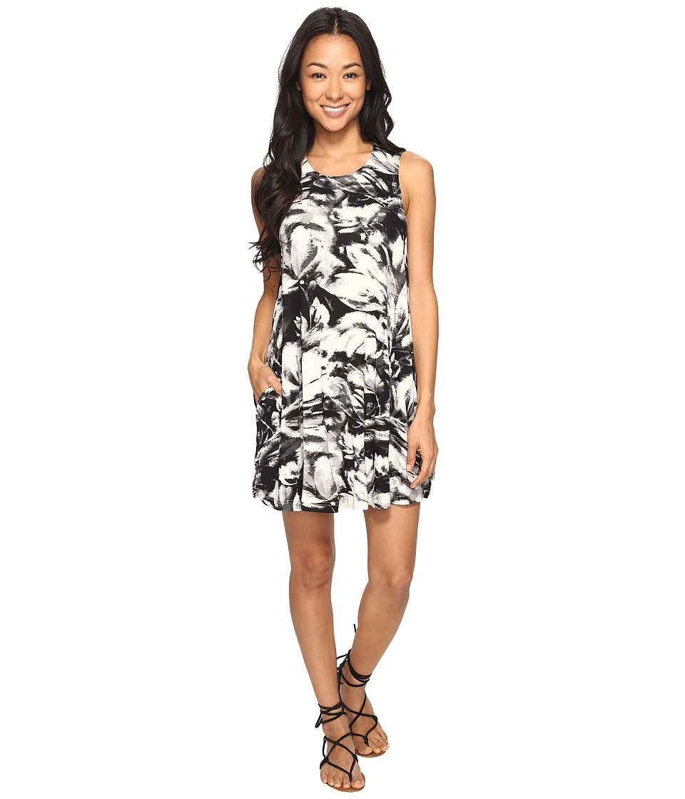 RVCA - Sucker Punched Dress (Vintage White) Women's Dress