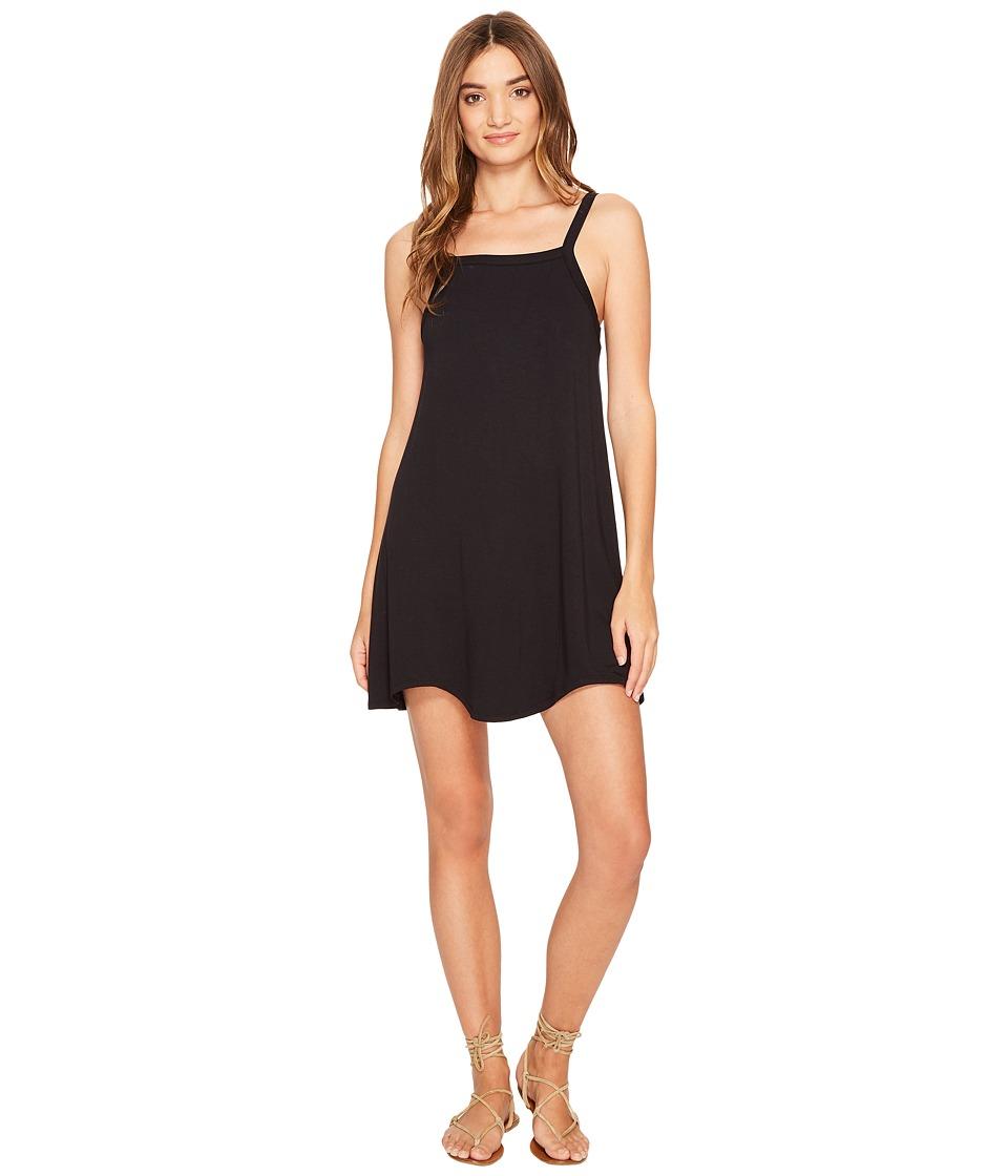 RVCA Thievery Dress (Black) Women