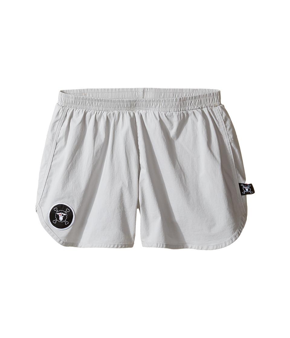 Nununu - Gym Swim Shorts (Little Kids/Big Kids) (Grey) Girl's Swimwear
