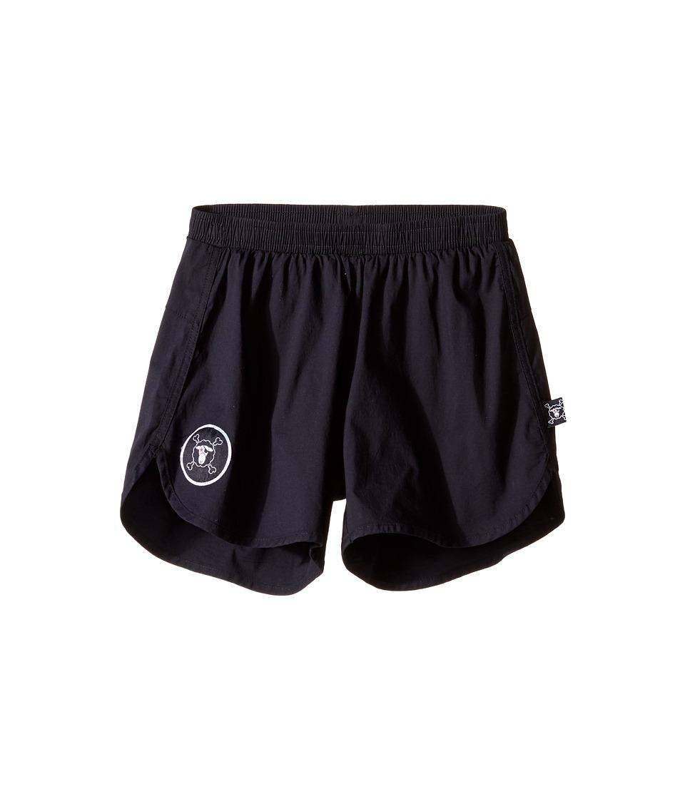 Nununu - Gym Swim Shorts (Little Kids/Big Kids) (Black) Girl's Swimwear