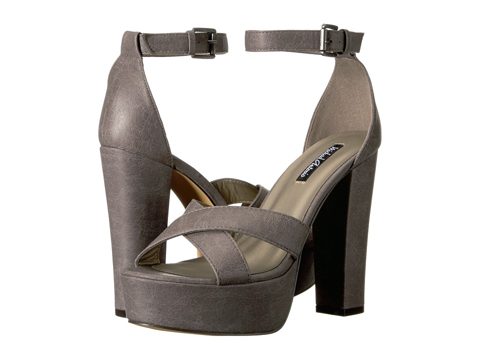 Michael Antonio - Tulip (Grey) High Heels