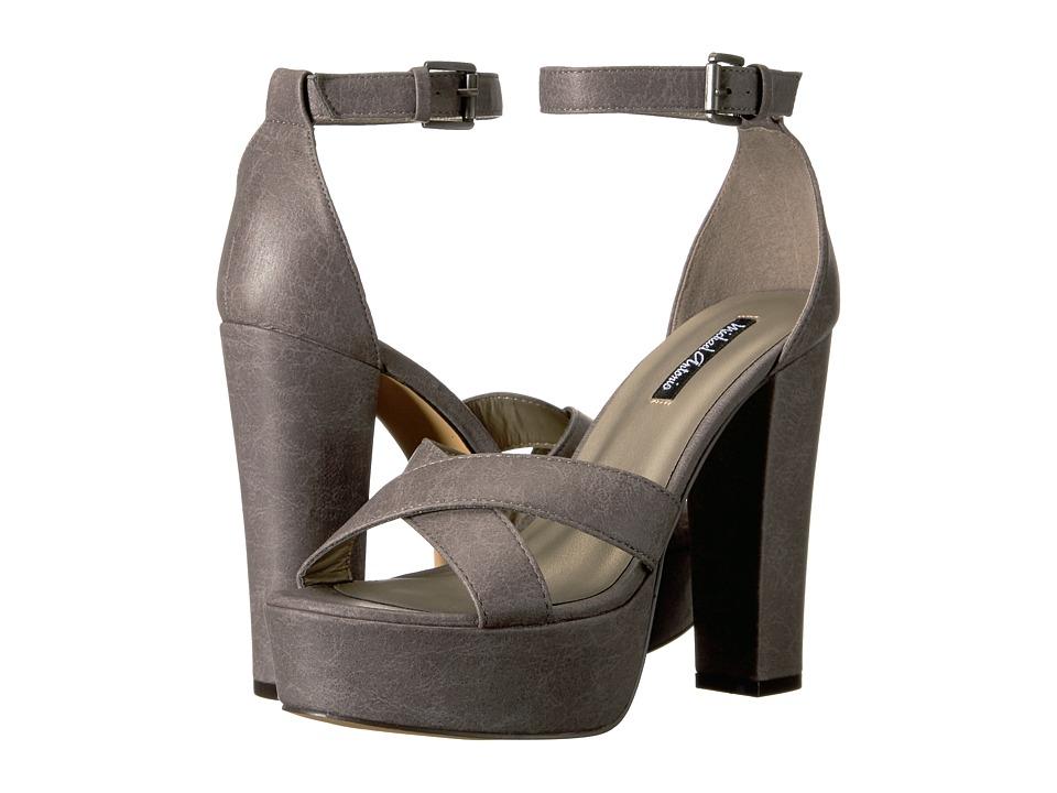 Michael Antonio Tulip (Grey) High Heels