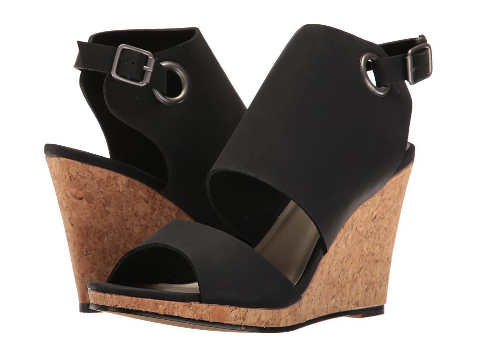 Michael Antonio - Gymniss (Black) Women's Wedge Shoes