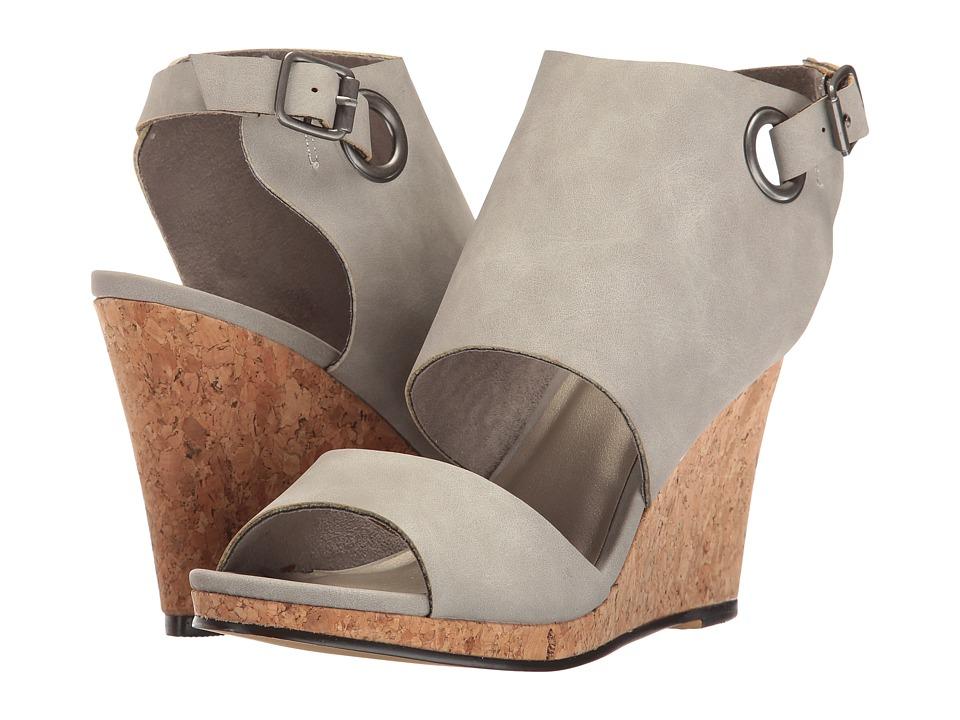 Michael Antonio - Gymniss (Grey) Women's Wedge Shoes