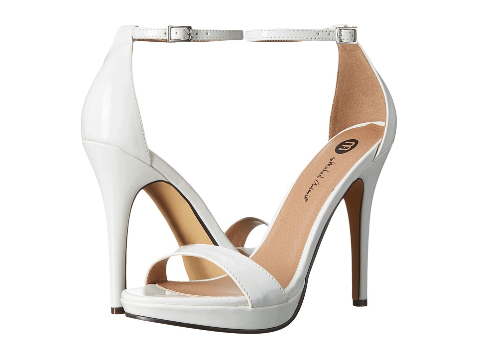 Michael Antonio Lovina Patent (White 2) High Heels