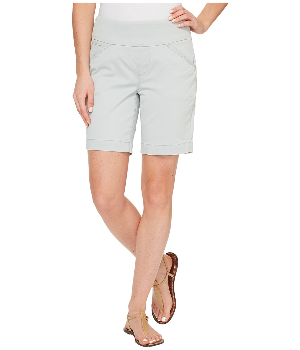 Jag Jeans - Ainsley Pull-On 8 Shorts in Bay Twill (Soft Sage) Women's Shorts