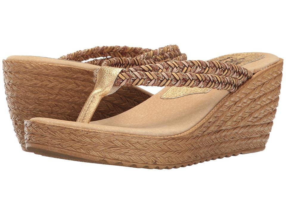 Sbicca - Margie (Tan Multi) Women's Shoes