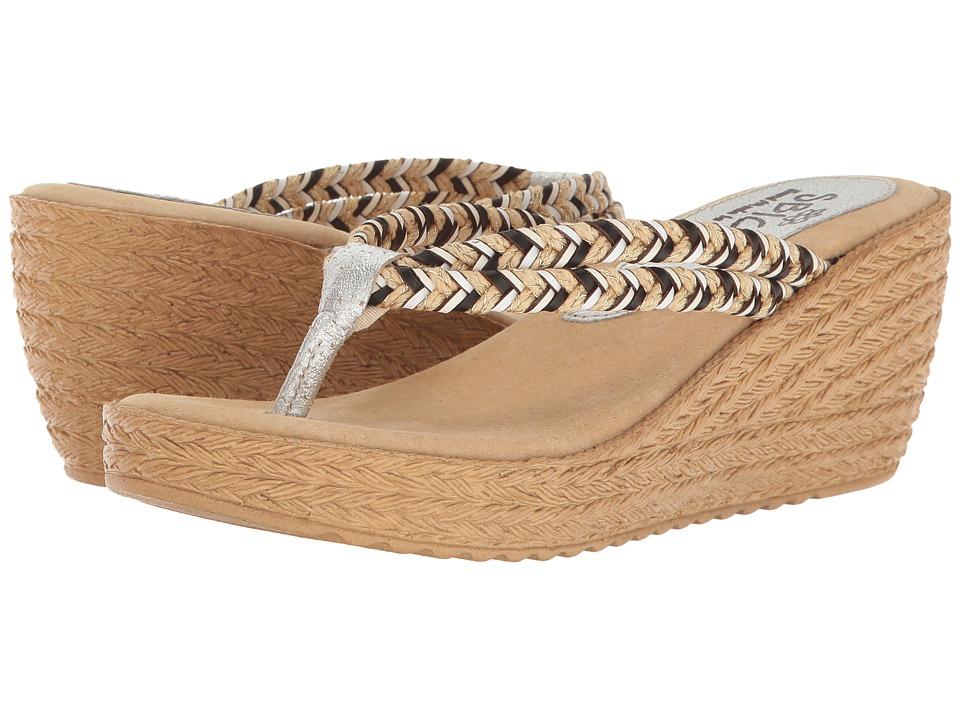 Sbicca - Margie (Black Multi) Women's Shoes