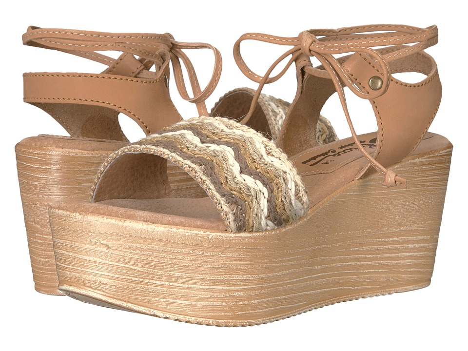 Sbicca - Mali (Natural Multi) Women's Shoes