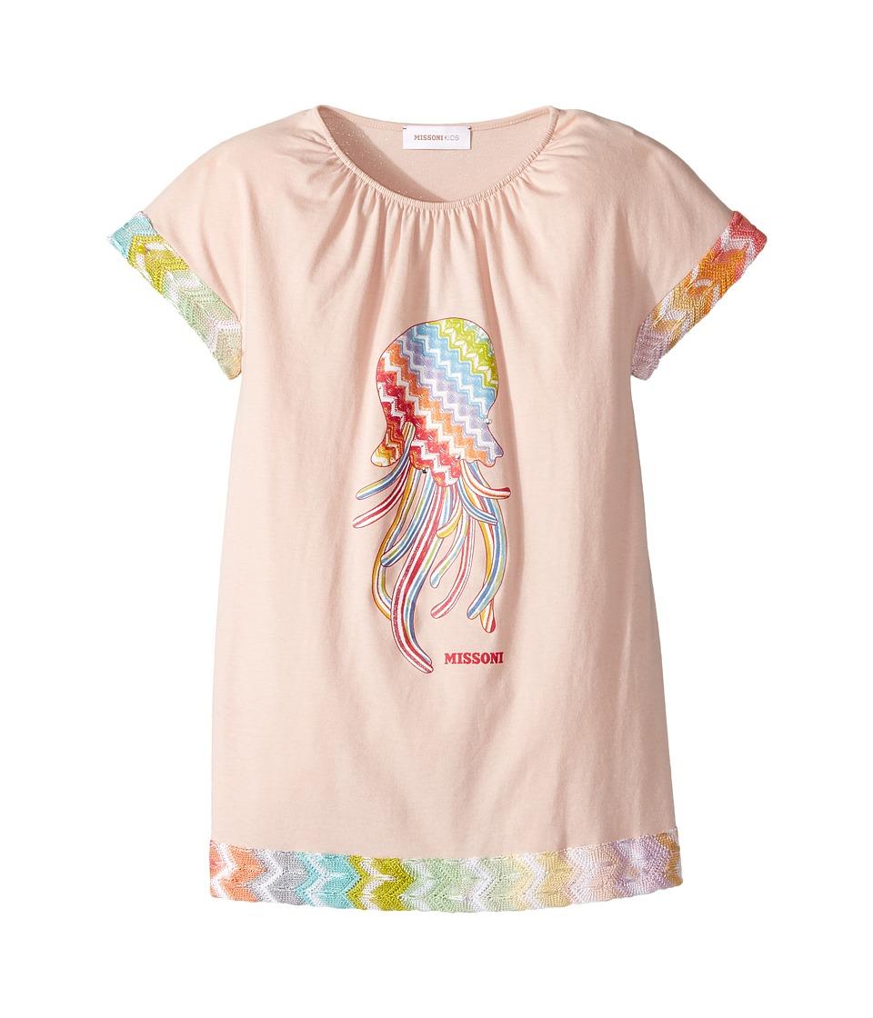Missoni Kids Placed Print Jellyfish Dress