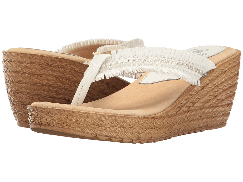 Sbicca - Vilana (White) Women's Shoes