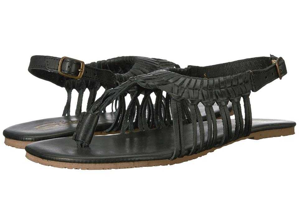 Sbicca - Yanet (Black) Women's Shoes