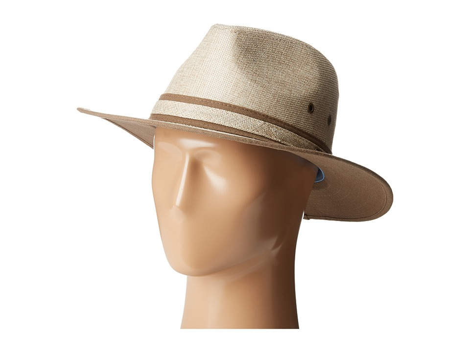Stetson - Textured Safari (Khaki) Safari Hats